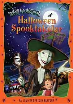 Scary Godmother:halloween Spooktakula - DVD Brand New