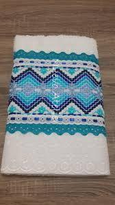 Resultado de imagem para vagonite com fitas em toalhas
