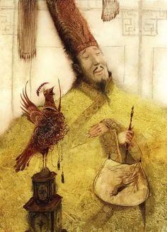 Igor Oleynikov. Russian Illustrator (2) ~ Blog of an Art Admirer