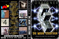 DVD - THE MEDIA COLLECTION - INCULDING RARE OLD LIVE & TV PERFORMANCES & CLIPS INCLUDING  SOUND SUPER CITY LIVE IN CONCERT - LONDON, UK - 25.06.1978 PRO SHOT - 116 MINUTES