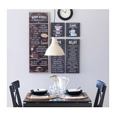 IKEA - LOKABRUNN, Picture, Motif created by Tom Frazier.You can personalize your home with artwork that expresses your style.