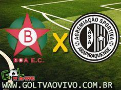 Assistir #Boa Esporte x #ASA ao vivo 19h30 Brasileiro Série B