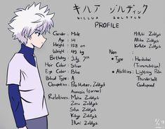 Hunter x Hunter Killua Zoldyck. But i think killua was 13 years old Zeno Zoldyck, Kalluto Zoldyck, Hisoka, Hunter X Hunter, Hunter Anime, Anime Kawaii, Anime Chibi, Silva Zoldyck, Character