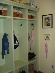 Restyled Home: Great mudrooms