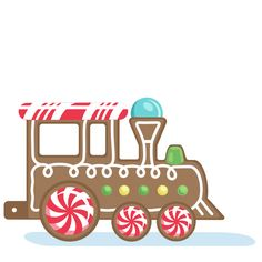 <p> This adorable little train is the first in a set of 7 train cars. String them together with the optional connectors, or use them separately without the connecters. This cute gingerbread train would make the perfect garland decoration with all of it's coordingating train cars.</p>