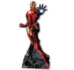 Iron Man Pappaufsteller