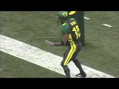 Greatest Plays in Oregon Football History. Minus DeAnthony's kick return in the bowl game....that return was phenomenal!