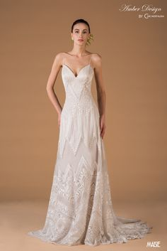 Maisie - BRIDAL - Chic Nostalgia - Bohemian and Romantic Wedding Dresses