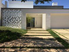 Casa O - Projeto de Arquitetura Residencial desenvolvido pelo Linea Haus.