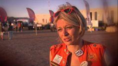 Rallye Aïcha des Gazelles du Maroc : Étape 4 - Dominique Serra, un rêve ...