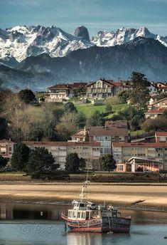 *CANTABRIA,SPAIN ~ San Vicente de la Barquera