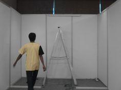 pemasangan stand pameran ukuran 2x3 m
