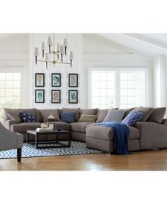 Gray Living Room Ideas Upholstered Table On White