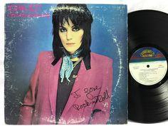 Joan Jett & The Blackhearts - I Love Rock and Roll - Casablanca LP #Vinyl #Records