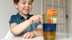 Explore Density Science Easy Kids Science Experiments