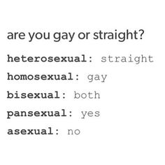 Pansexual jokes tumblr