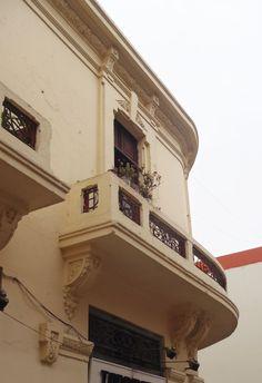 Balcón redondeado