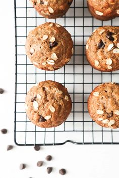 New Cooking, Healthy Muffins, Muffin Recipes, Scones, Doughnut, Biscuits, Brunch, Food And Drink, Healthy Recipes