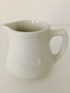 Duraline Milk Jug/Creamer Made in England by vintagebygramma