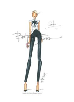 Brittany Fuson: Beauty Editor Vogue www.brittanyfuson.com