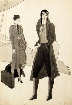 1920's: A. Kleindienst. @Deidra Brocké Wallace