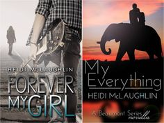Beaumont Series by Heidi McLaughlin