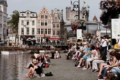 Amerikaans reismagazine: 'Gent is dé verrassende Europese ci... - De Standaard: http://www.standaard.be/cnt/dmf20170528_02900893