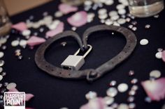 Our version of a love padlock :) 2E's
