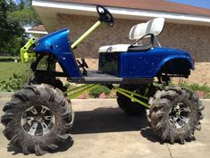 2006 48 volt, 8 HP, 2007, Custom Cart Golf Cart / UTV For Sale in Lafayette - Louisiana Sportsman Classifieds, LA