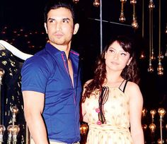 Sushant Singh Rajput to marry girlfriend Ankita Lokhande in November 2016!