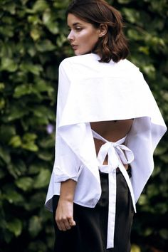 The classic white shirt needs no introduction – a perennial favourite of the world's most pulled-together and sophisticated women, it's the smart-casual piece that goes with anything. Looking for new ways to style this versatile wardrobe staple? Here's our definitive guide to making the most of the must-have…