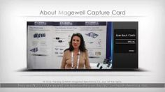 Magewell Customer's Feedback -Kate Koch Gatch