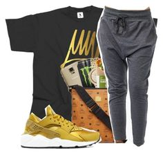 """""""Untitled #523"""" by destiny-madison ❤ liked on Polyvore featuring NIKE"""