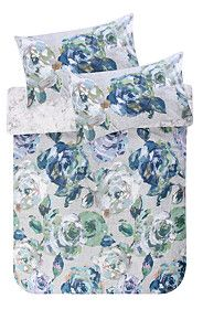 FLORAL ROSE DUVET COVER SET