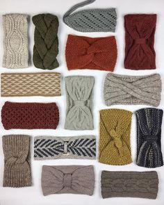 "Stirnband-Tetris spielen👾…was besseres hab ich Freitag Abend nicht vor.🤣… Headband Tetris play👾 … what better I have Friday evening not before. 👉🏻 All models from my book ""Headbands knit"". Knitting Patterns Free, Free Knitting, Free Crochet, Free Pattern, Knit Crochet, Crochet Patterns, Knitting Ideas, Knit Headband Pattern, Knitted Headband"