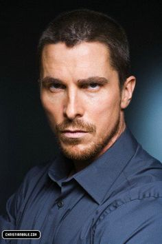 the most amazing Christian Bale