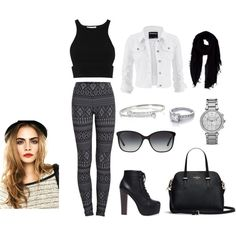 Lunch with Cara in NYC by oliviapichigian on Polyvore featuring Jonathan Simkhai, Pieces, Gucci, MICHAEL Michael Kors, Faliero Sarti and Bulgari
