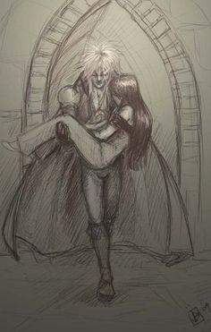 Ooshy gooshy Laby sketch by janey-jane on deviantART