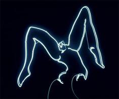 Tracey Emin, Neon - Blinding