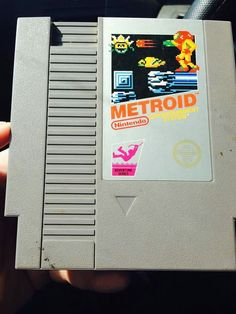 Metroid for the NES