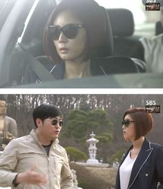 [Spoiler] Added episodes 7 and 8 captures for the #kdrama 'Mrs. Cop 2'