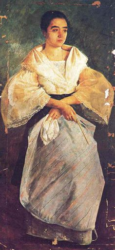Some of the finest paintings of Juan Luna y Novicio a Filipino painter, sculptor and political activist of Philippine Revolution during the late century. Philippines Dress, Philippines Culture, Maria Clara Dress Philippines, Filipino Art, Filipino Culture, Filipino House, Philippine Art, Philippine Fashion, Philippine Mythology