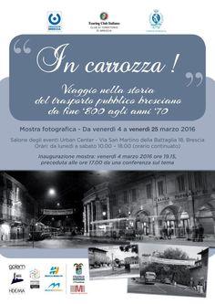 """Brescia, prorogata la mostra """"In Carrozza!"""" all'Urban Center"""