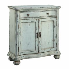 Glendale 2 Door and 1 Drawer Cabinet