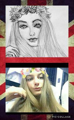 Meus desenhos,adoro.desenhar pessoas,para reconhecer os meus desenhos é só ver a assinatura -mari.V= Mariana Valones