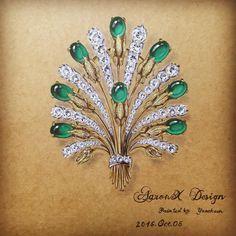 #italian #italy #diamonds #gold #jewelry #lovely #beautiful #amazing #nice #design #designer #buccellati #aaronx #processing #highjewelry #cool #diamond #amazing #wonderful #lovegold #finejewelry
