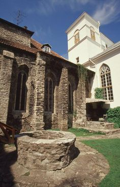 The cloister of the Dominican Monastery TALINAS