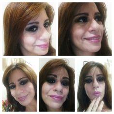 Olhao Preto Adriana Lobrito Makeup