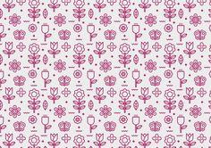 Avril Complementos - Branding by Jesso García, via Behance