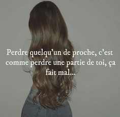 Tu Me Manques, Long Hair Styles, Beauty, Te Amo, Losing Someone, Handsome Quotes, Death, Recipe, Long Hairstyle